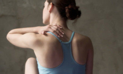tips for avoiding and treating mid back pain